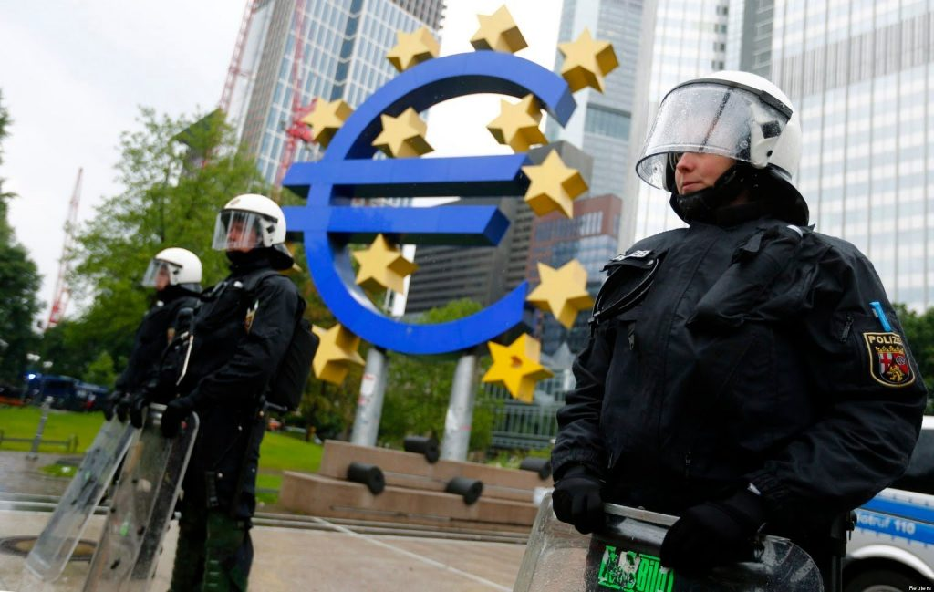 Egf polizia europea